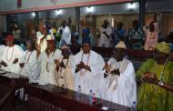 Ladoja battles Ajimobi as Lekan Balogun, Kola Daisi, others become kings