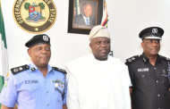 Ambode receives New CP , says 'the task ahead is huge