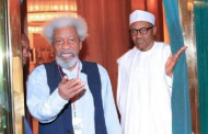 Stop Shedding 'Unjust' Tears, Deal With The 'Bloodthirsty Terrorists' - Soyinka tells Buhari
