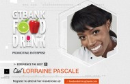Lorraine Pascale Is Coming To The 2018 Gtbank Food And Drink Fair