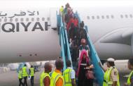 7 pregnant women, 211 other Nigerians return from Libya