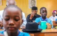 Osinbajo Reveals FG's School Feeding Programme Costs $1.8m Per Day