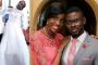 Photos From Mike Bamiloye's Son, Damilola's White Wedding