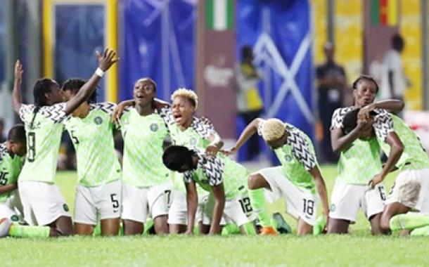 88ba88d67 ... In Nigeria Law School · Home Sports. Super Falcons set new record
