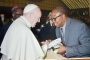 Peter Obi Meets With Pope Francis (Photo)