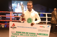 GOtv Boxing Night 17: Oladosu Thrilled By N3m Cash Prize
