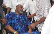 Dino Melaye's Children Sleeping In Darkness As Police Refuses Electricity To His House