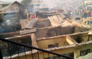 Mayhem in Ibadan as hoodlums clash