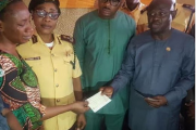 Family Of LASTMA Officer Who Was Murdered On Duty Get N10m Compensation