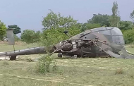 Helicopter crash: NAF confirms death of pilot, four others + Names of crew members