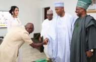 Oshiomhole Talks Tough: It's Over For Saraki Politically