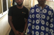 Lagos state police arrest two men for drugging and raping girl in Lekki