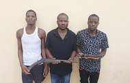 This was my first operation — Robbery suspect pleads