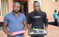 Seven Internet fraudsters arrested in Ibadan, exotic cars recovered