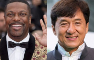 Chris Tucker and Jackie Chan prepare for Rush Hour 4
