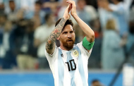 Messi back in Argentina squad first time since World Cup
