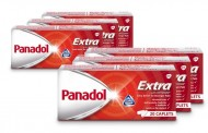 Panadol Extra contains a lot of salt, study finds