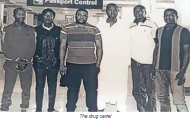 EXPOSED: Cartel That Plants Drugs In Bags of Innocent Nigerian At The Airport (Photo)