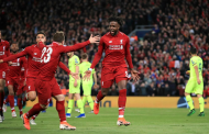Liverpool overturn three-goal first leg deficit, stun Barcelona 4-0 to reach Champions League final again