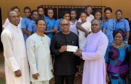 Obi donates N1m to hospital,  gives recipe for genuine peace of mind, happiness