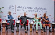 Leaders Emphasis importance of history to African Devt at UBA's Africa Conversations