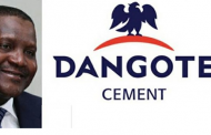 Dangote Cement rakes in N162.9bn profits in six months