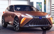 Check Out The Beautiful New Lexus LF-1 Limitless SUV