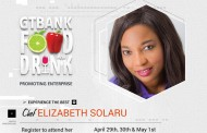 Elizabeth Solaru is coming to the 2018 GTBank Food and Drink Fair