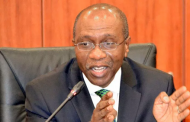 JUST IN: Buhari nominates Emefiele for second term