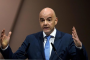 FIFA President Infantino tests positive for coronavirus