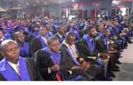 Cultists Who Surrendered Weapons, Graduate From Bible School