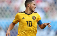Hazard Strikes As Belgium Beat England To Win Third Place Match