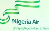 FG Names New National Carrier 'Nigeria Air'