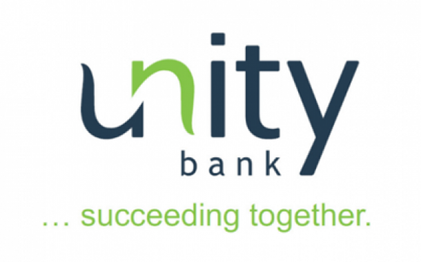 Unity Bank show parameters of a sinking brand