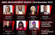 P+ Measurement Services host AMEC Measurement Month in Nigeria.