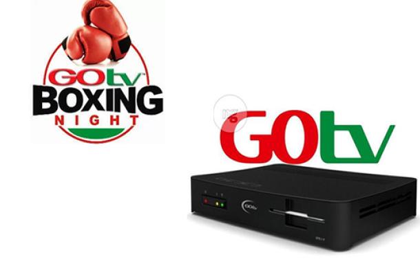 GOtv Boxing Night: NBB of C President Lauds Sponsors