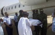 Shagari buried in Sokoto