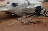 Osinbajo Escapes Death After His Chopper Crash-Landed In Kogi