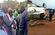 How We Survived Helicopter Crash With Osinbajo - Top Aide