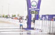Lagos City Marathon: Goyet emerges first Nigerian to cross finishing line