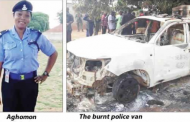 Killers Of Pregnant Police Officer, DPO, Others Arrested