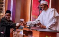 Buhari Extends Tenure Of Acting CJN, Justice Tanko