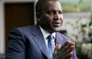 Buhari hails Dangote on 64th birthday