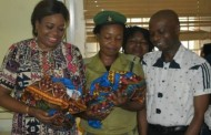 Woman In Nigerian Prison Gives Birth To Twins