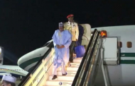 President Buhari returns to Abuja after 10-day private visit to UK