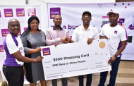"""FCMB empowers more SMEs customers in season 2 of """"Race to China Promo''"""