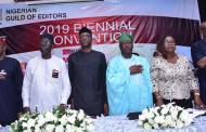 Osinbajo, Ambode task media to ensure adherence to professionalism