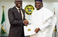 JUST IN: Ambode officially hands over to governor-elect Sanwo-Olu