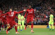Liverpool overturn three-goal first leg deficit, stun Barcelona 4-0 to reach Champions League final again