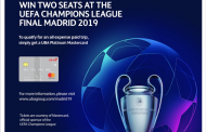 UBA Mastercard holders to win apll-expenses-paid trip to June 1 finals of 2019 UEFA Champions League